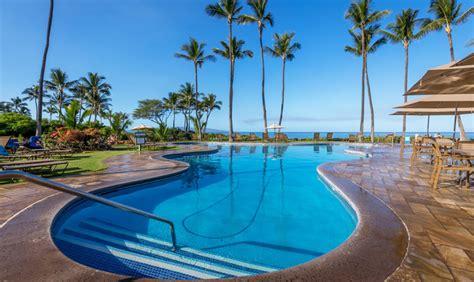 the beachfront pool at the wailea ekahi village oyster com wailea ekahi village beautiful beachfront resorts