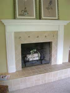 tile fireplace traditional indoor fireplaces grand