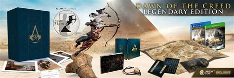 assassins creed origins collectors trois 233 ditions collector pour le nouveau assassin s creed origins
