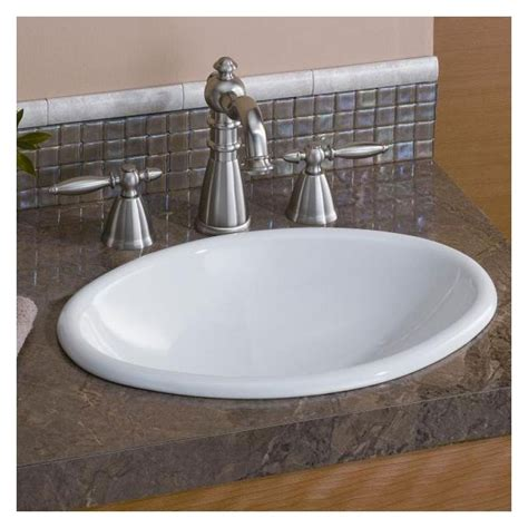 17 inch bathroom sink mini oval 17 inch drop in basin sink fancy idea bathroom