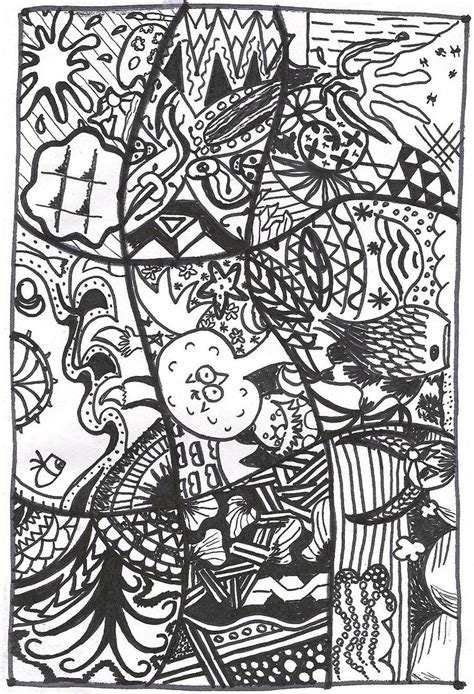 zendoodle drawing competition zen doodle by sarahsl on deviantart