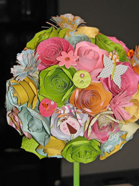 paper flower topiary tutorial paper flower topiary from bits of me somewhat simple