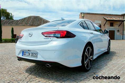 Opel Insignia Grand Sport 2020 by Opel Insignia 2017 2018 2019 2020 Opiniones