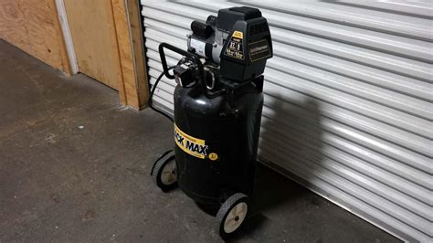 lot 45 black max direct drive air compressor 5hp wirebids