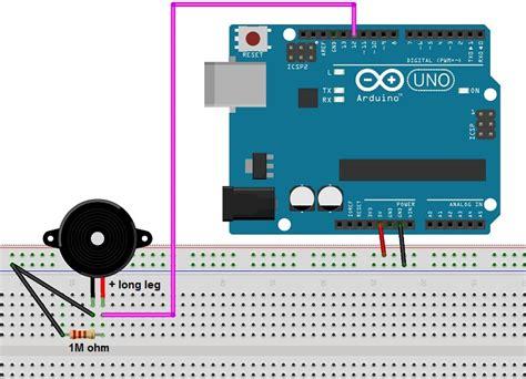 Berkualitas Piezoelectric Buzzer Module For Arduino Raspberry Pi Dll test piezo buzzer 171 osoyoo