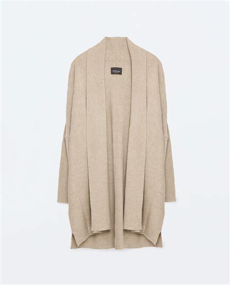 cardigan mujer zara sweater patterns