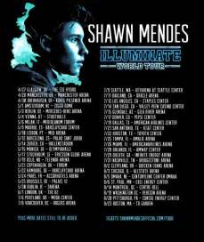 Concert Schedule Leg Of Illuminate World Tour Dates Announced Tmi