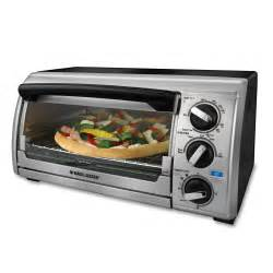 Best Toaster Oven For Pizza Kitchen Appliance Packages Reviews On Black Decker