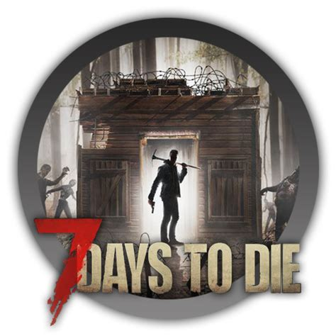 Painting 7 Days To Die by 7 Days To Die Icon By Blagoicons On Deviantart