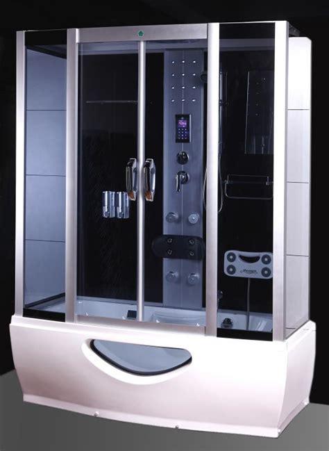 vasca idromassaggio con doccia box con vasca idromassaggio pi 249 modelli rettangolare da