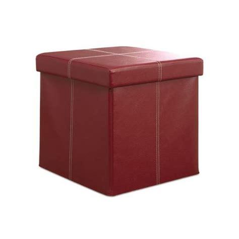 walmart ottoman storage foldable storage ottoman walmart ca
