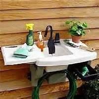 Backyard Gear Water Station Plus Outdoor Sink Backyard Gear Waterstation Plus Outdoor Furniture