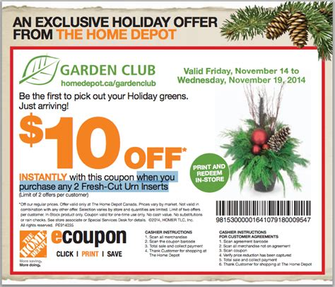 Office Depot Coupons Slickdeals The Home Depot Canada Coupons Get 75 Promo Codes