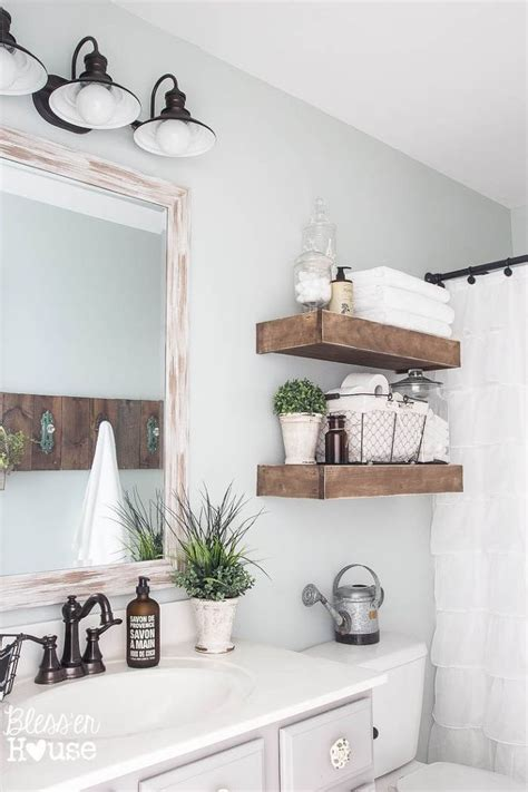 open shelving bathroom 15 exquisite bathrooms that make use of open storage rustic wood shelving modern
