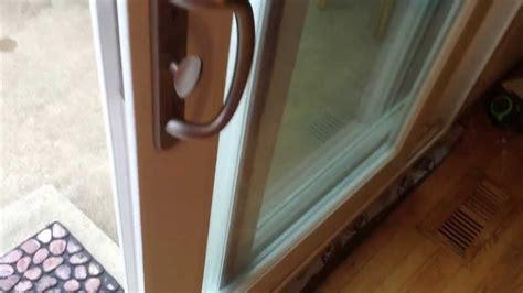 Masterpiece Patio Door From Home Depot Youtube Masterpiece Patio Doors
