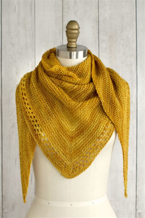 free pattern knitted triangle scarf free free triangular scarf knitting pattern patterns