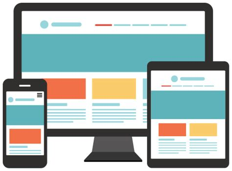 responsive layout design exles responsive web design peterborough website design from 163