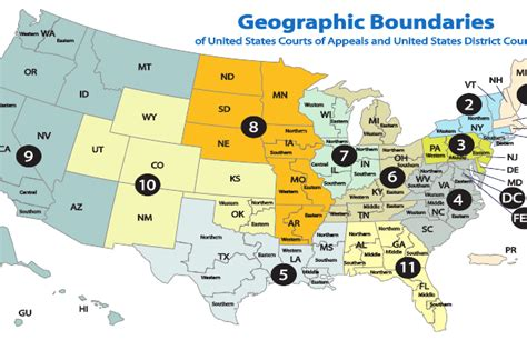united states circuit courts map united states court of appeals 2nd circuit autos post