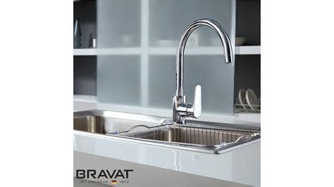 Harvey Norman Kitchen Sinks Bravat Source Gooseneck Kitchen Mixer Chrome Taps Sinks Taps Kitchen Appliances
