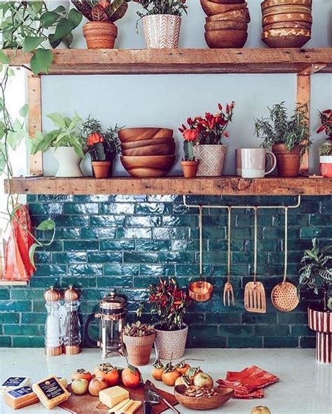 instagram vegan design dreamy boho kitchens you have to see to believe