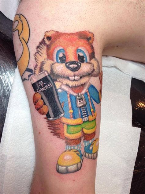 tattoo games free conker