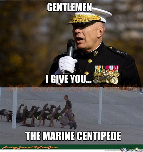 Funny Marine Corps Memes - just marine corps things 1 by hawkeyederezzed meme center