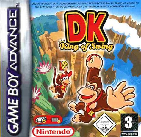 dk king of swing gba achat dk king of swing sur gba jeuxvideo com