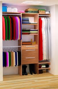 Closet Storage Plans Diy Closet Organizer Plans For 5 To 8 Closet