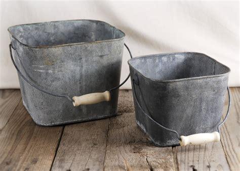 Vase Fillers Bulk Flower Shop Buckets 6 5 Quot Amp 5 Quot Set Of Two