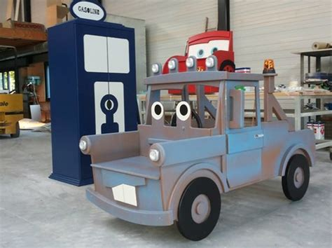 mater bed tow mater car bed and my boys on pinterest