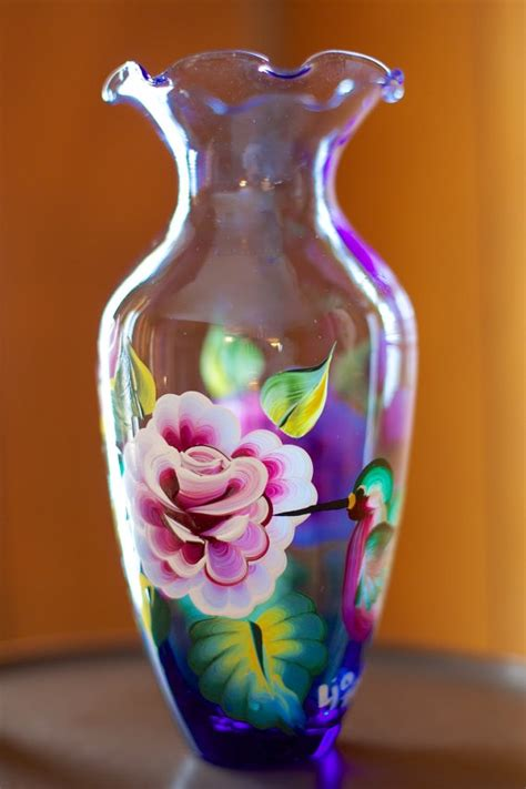 acrylic painting glass 17 best images about painted glass bottles on