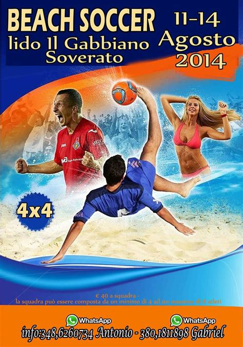 il giornale gabbiano 3 21 11 13 by associazione soverato dall 11 al 14 agosto torneo di soccer