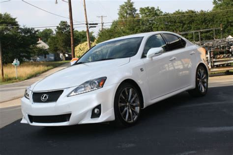 lexus white is250 2011 lexus is250 pearl white f sport