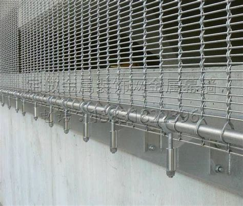 stainless steel curtain wall sus304 stainless steel architectural mesh fed 304m fed
