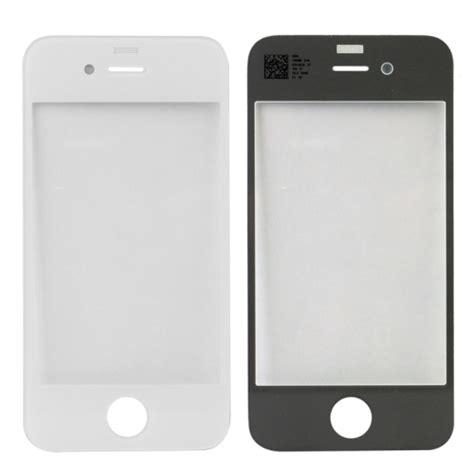 Sparepart Iphone mirror spare parts for iphone 4 white alex nld