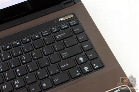 Keyboard Asus K43sj review asus k43sj เร ยน เล น ทำงานแบบช ลๆ ด วยพล ง i5