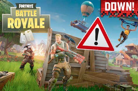 fortnite xbox servers fortnite queue is error battle royale server status