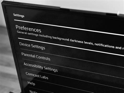hdmi in xfinity cable box tips on setting up the xfinity x1 cable box cnet