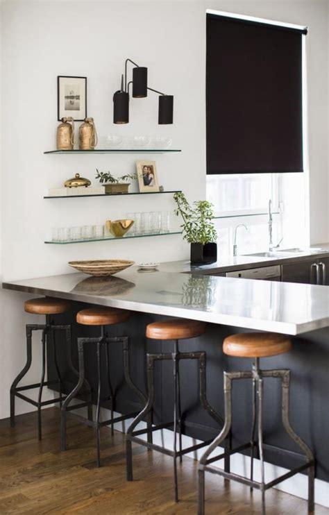cuisine en l d 233 couvrez nos 84 jolies propositions pour cuisine avec bar