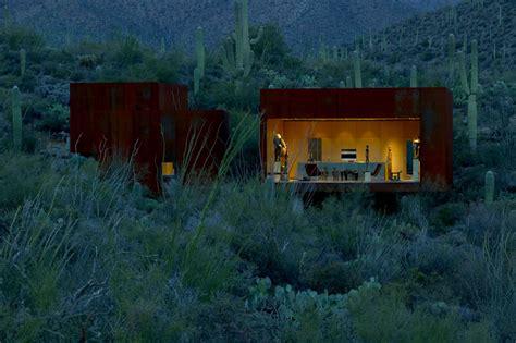 desert nomad house design architect rick