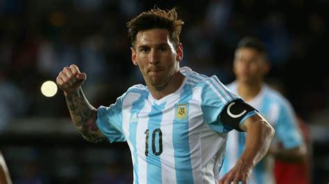 messi argentina lionel messi argentina copa america goal