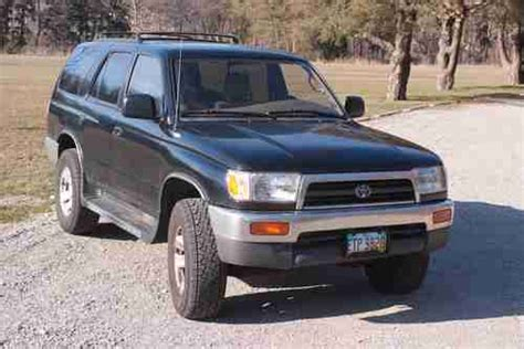 1997 toyota 4runner parts buy used 1997 toyota 4runner parts car in rocky river