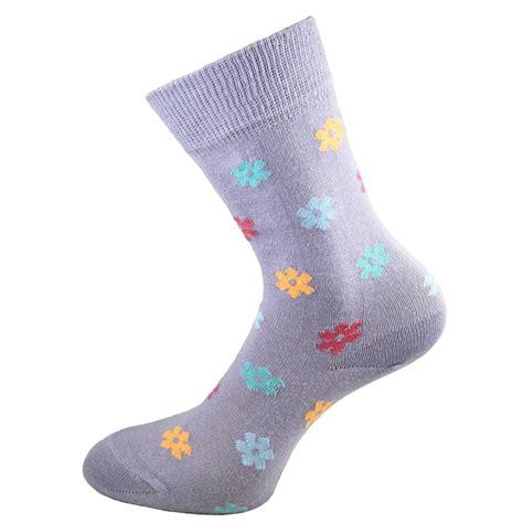 pattern socks uk hj hall lilac floral patterned women s socks from ties
