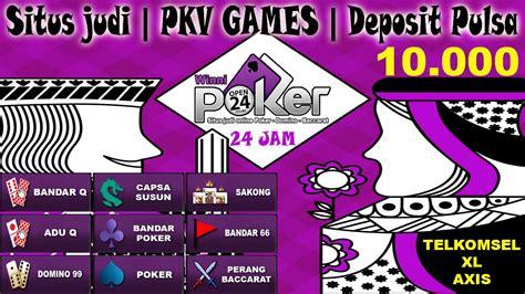 situs judi pkv games deposit pulsa