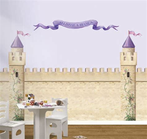 castle wall sticker castle wall decals castle wall decals princess wall