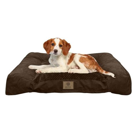 american kennel club dog beds american kennel club deluxe extra large memory foam pet