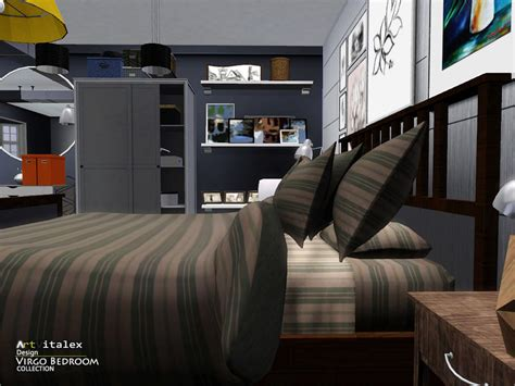 virgo in the bedroom virgo bedroom the sims 3 download simsdom