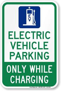 Electric Vehicle Charging Stations Signage Electric Vehicle Parking Signs Electric Vehicle Charging