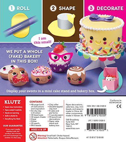 1338210203 mini bake shop klutz mini bake shop daily deals daily deals