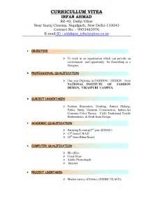 types of resumes formats how to type up a resume sles of resumes